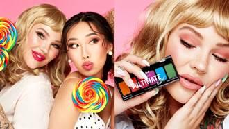 玩妝控最期待的春妝!糖果風眼影盤、唇釉玩色無極限