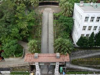基隆中正公園打造2座「攻頂」電梯 年後3度招標