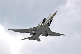 俄國Tu-22M3戰略轟炸機墜毀在暴風雪中