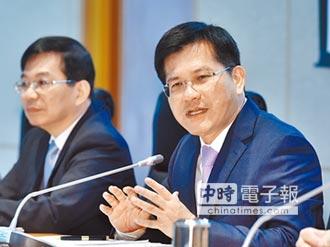 交通部長上任週考 林佳龍宣布郵資凍漲