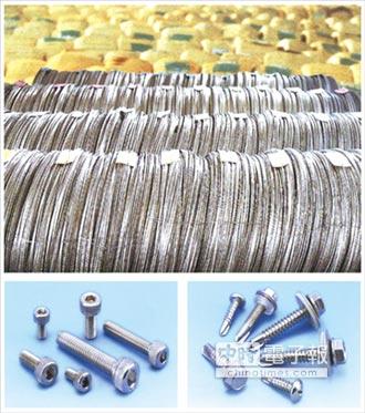 昇錩專精不銹鋼白鐵線材螺絲