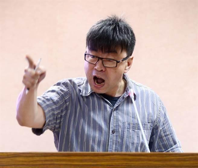 民進黨立委段宜康。(本報系資料照片)
