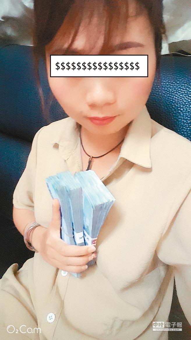 移民署21日宣布,逮捕「觀宏專案」媒介越南籍女子來台脫團的梅姓越南新娘。(移民署提供)