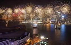 新春來香港!閃耀維港燈影添繽紛、愛與浪漫度情人節
