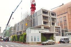 承租富邦壽在林森南路興建的旅館 太子建設 再拓觀光飯店版圖