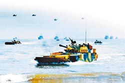 美艦通過台海、共軍機艦擾台 國防部:全程監控掌握