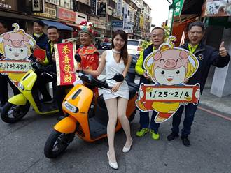 要突破30萬人 天津年貨大街祭出80萬好禮紅包衝買氣