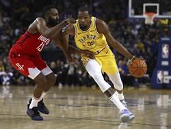NBA》麥格瑞迪:杜蘭特應該離開勇士