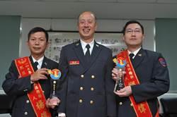 金門2人獲「鳳凰獎」消防楷模精采紀錄