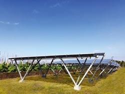 加州能源太陽能支架 抗風抗震