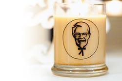 英國肯德基發表香氛蠟燭