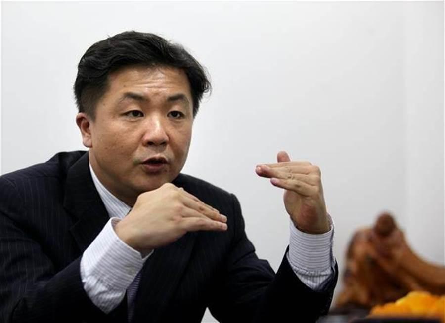 律師呂秋遠。(圖/中時資料照片)