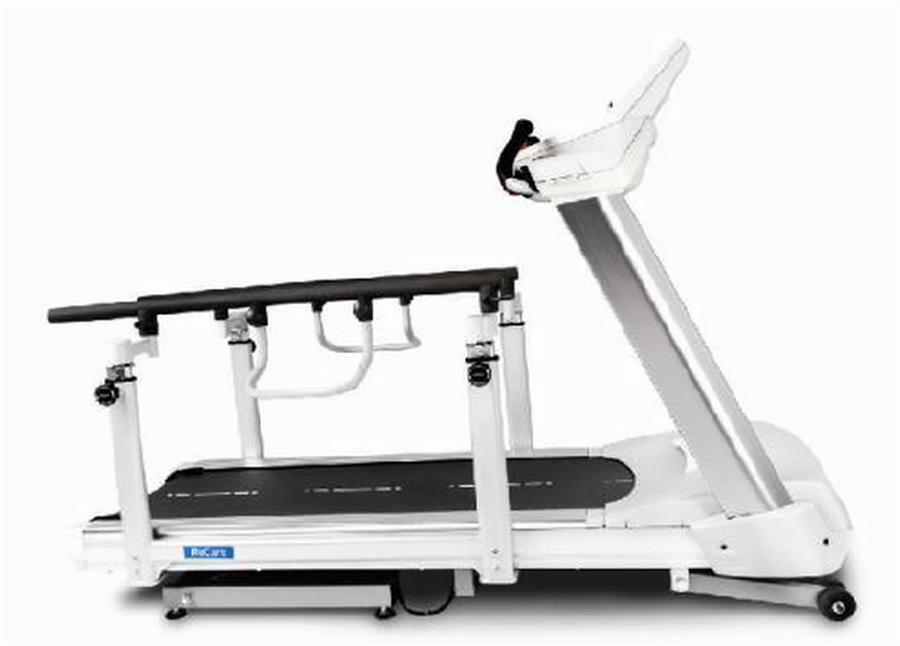 圖說:岱宇攜手飛利浦共同發表醫療復健產品,圖為醫療復健跑步機。(圖/岱宇提供)