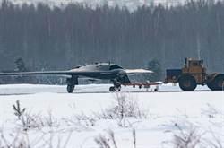 6代機原型!俄「獵人」隱形無人機亮相