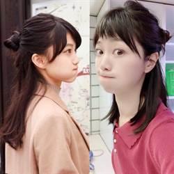 影》高嘉瑜激似20歲櫻花妹 這一點卻嚇壞桃太郎