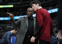 NBA》預告祖魯下台!騎士開始尋覓新主帥