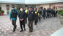 刑事局跨海支援金門大掃黑  逮暴力毒品嫌犯22人