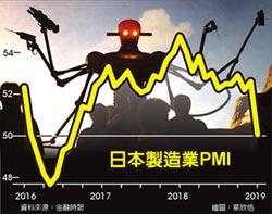 一月製造業PMI降至50 日本製造業 10年擴張告終