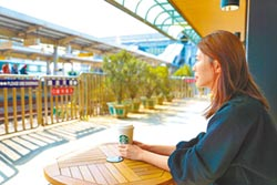 新豐車站退役 連鎖咖啡店續風華
