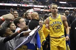 NBA》歐尼爾:柯瑞是我心愛的球員