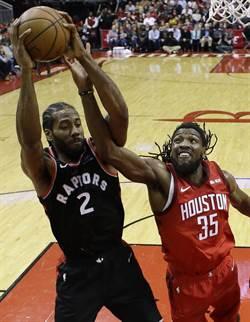 NBA》死守哈登無效!火箭超驚險氣走暴龍