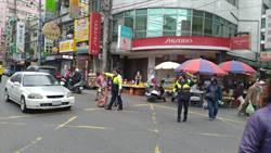 警察走進菜市場 提醒年關近加強防竊