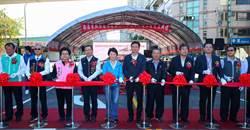 南區東興往建國打通完工 盧秀燕:持續加速都市建設
