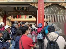 蔣公子乘龍遊府城導覽一窺蔣元樞建設