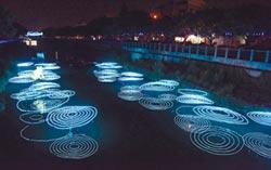點亮萬年溪 屏東綵燈節開跑