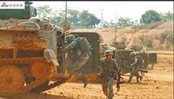 東部戰區對台演訓 陸高調練兵