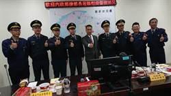 警政署高階警官將調動 徐國勇:挑人才無關派系