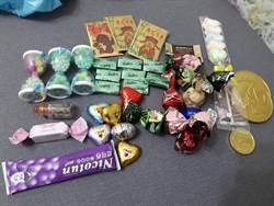 年貨大街買糖竟要470!網揭「店家送氣球」圈套