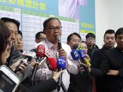 「謝謝台中」王義川自行宣布敗選