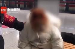 影》妙齡女車站暈倒 醒來先問拍照人:有開美肌嗎?