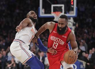 NBA》挑戰單季罰進800球 哈登能做得到嗎?