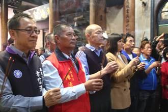 韓國瑜:政治人物應思考人民要過好日子