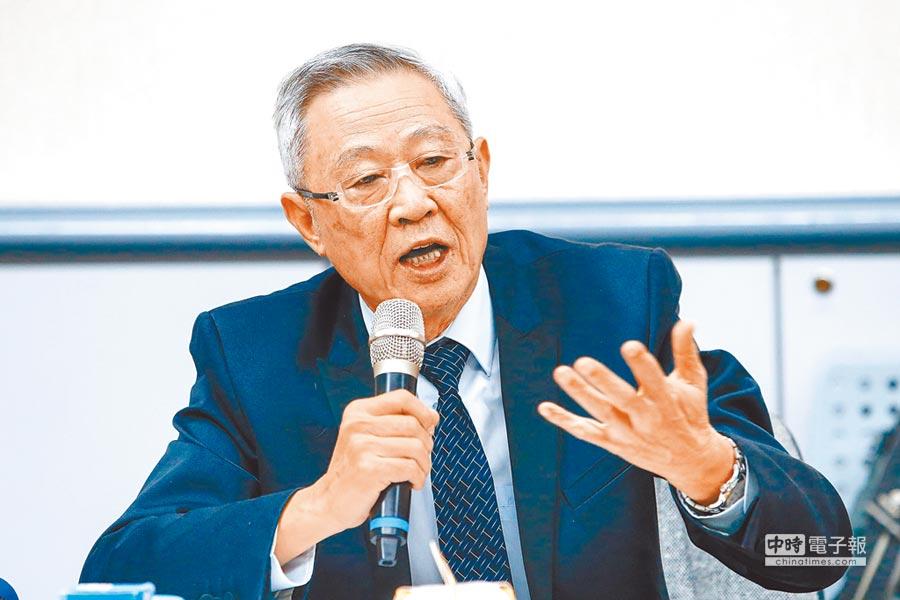 淡江大學陸研所榮譽教授趙春山。(本報系資料照片)
