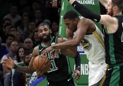 NBA》厄文不服氣:勇士有兩次好運才贏