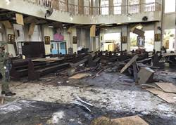 IS宣稱犯案!菲教堂恐攻連環爆 至少27死、上百人傷