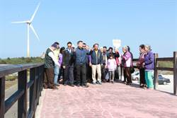 3.25公里緊鄰海岸線 大安自行車道6月完工