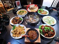 農曆春節年菜採購發酵「菇神」鹿谷店百菇烏骨雞熱銷破千隻