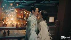 《皓鑭傳》「不離CP」浪漫首吻!聶遠在線教吳謹言「吻戲攻略」