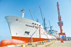 廣新海工打造最新鮮果汁運輸船