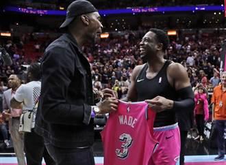 NBA》自爆加盟夢八內幕 韋德:多次試訓才進