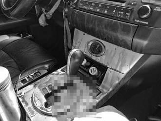 影》國道上驚傳夫持刀當幼兒面殺妻 妻負傷跳車逃命