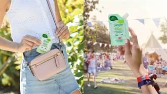 經典產品被縮小了!兼顧地球友善和超萌包裝的洗卸保養系列