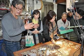 新竹市將螺鈿技藝 列為無形文化資產