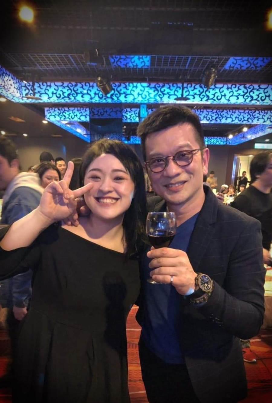 緣分連三次遇陳子鴻當評審  慧眼獨具簽下她「這個女生太會唱」