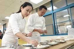 廚藝學員唐櫻萍學優得獎從廚師變老師