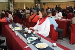 頭份農民節揮別傳統以國際級茶席款待農民